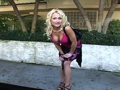 Natasha Leaves her husband to get fresh dick!