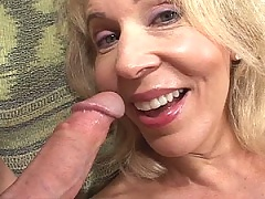 Casey...what a juicy, hairy pussy for an older broad!