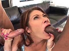Tiffany Mynx doesnt just take the dick…she takes it loudly